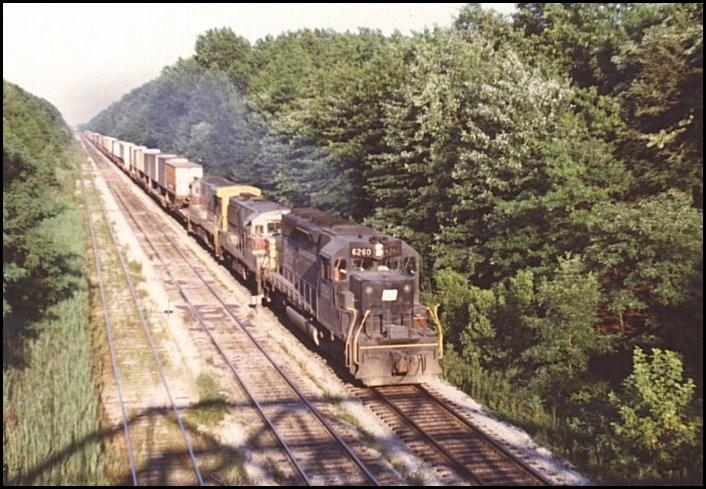 Conrail 6260
